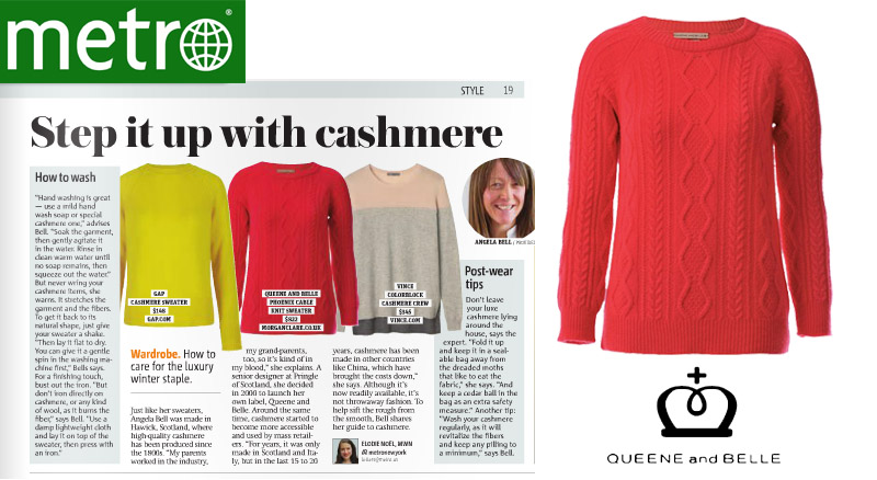 Queene & Belle sweater