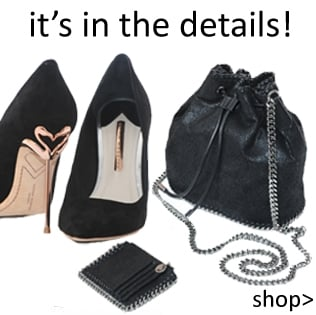 Its in the details, new season shoes, bags accessoires