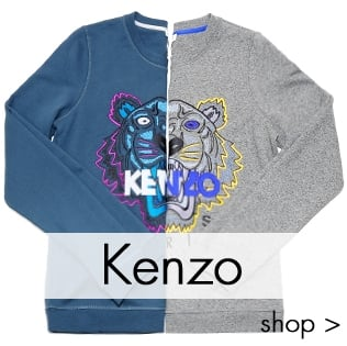 Kenzo Spring/summer collection shop now online, must have catwalk pieces
