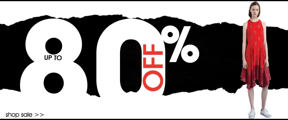 Designer Sale Final Clearance, Must Have Pieces Upto 80 Percent off shop now