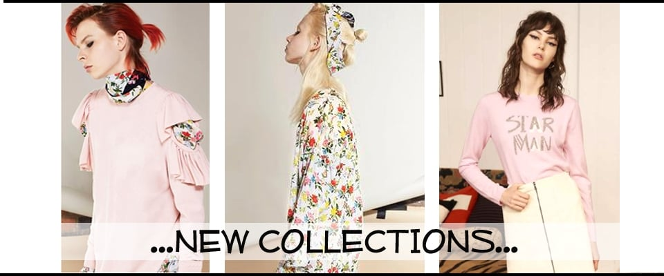 New Designers Collections, Shop Online Preen Line, LemLem, Sophia Webster