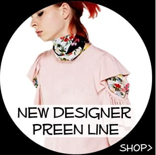 New Designer Brand Online To Shop At Morgan Clare, Preen Line, buy dresses, shirts, blouses