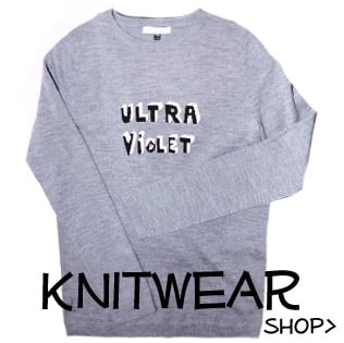 Shop designer knitwear online, new season collections Joseph, Bella Freud, Isabel Marant, Queene & B