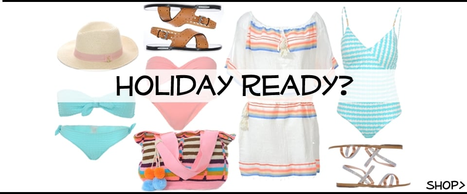 Holiday Ready? We have everything you need for your easter break, shop now!