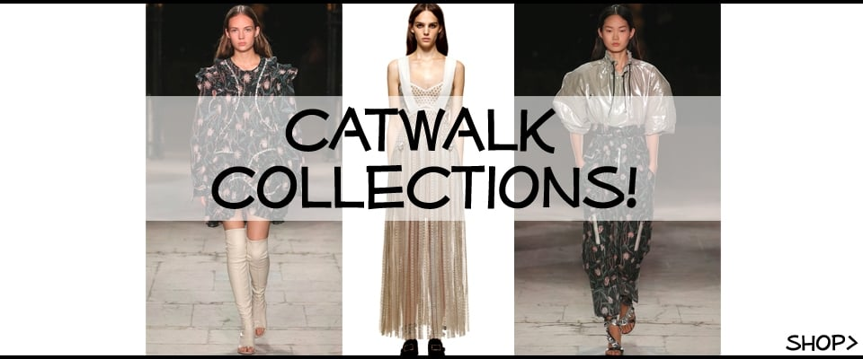 Catwalk collections from designers you love, Isabel Marant, Self Portrait, Acne Studios
