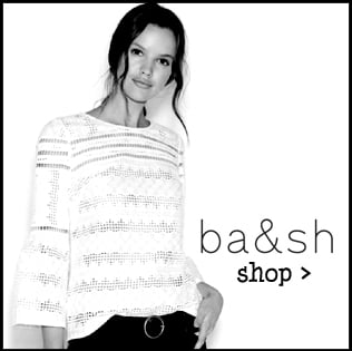 Shop New Season Ba&sh online, Must have tops, printed dresses