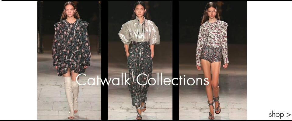 Catwalk Collections From Must Have Designers, Isabel Marant, Stella McCartney, Self Portrait