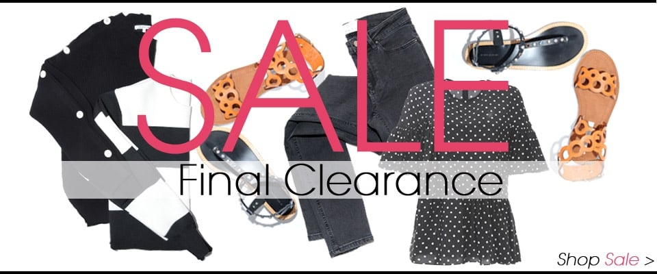Sale Ending Soon, Shop Final Clearance, upto 80% off designers you love