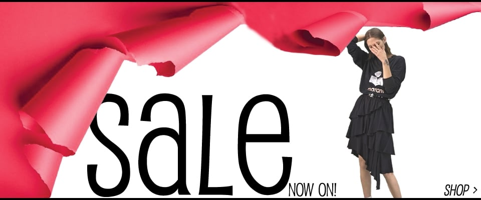 Sale Now On! Shop Designers you love at 50 percent off, Winter collections