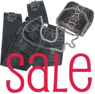 upto 50 percent off at Morgan Clare, designer collections on sale now