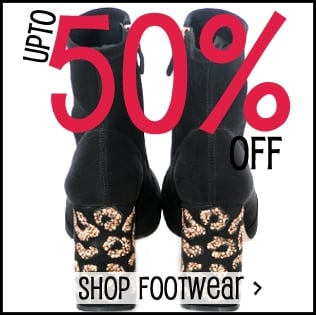 Must have shoes at 50 percent off! shop now designers you love, Aquazzura, Sophia Webster, Isabel Ma
