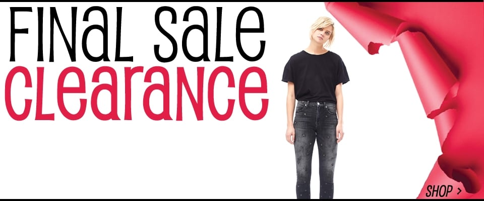 Final Sale Clearance, shop designers you love upto 80 percent off, now online