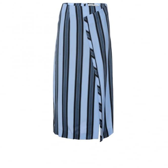 Karlis Stripe Skirt
