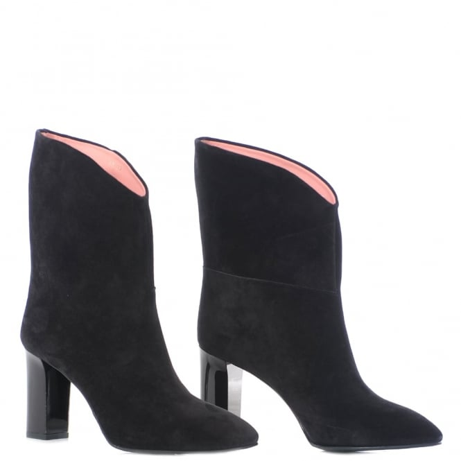 Ava V Suede Boots