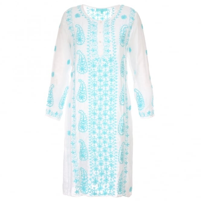 Tanya Embroidered Dress