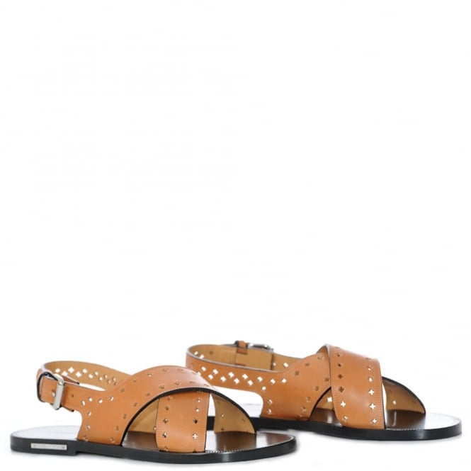 Jerys Leather Sandal