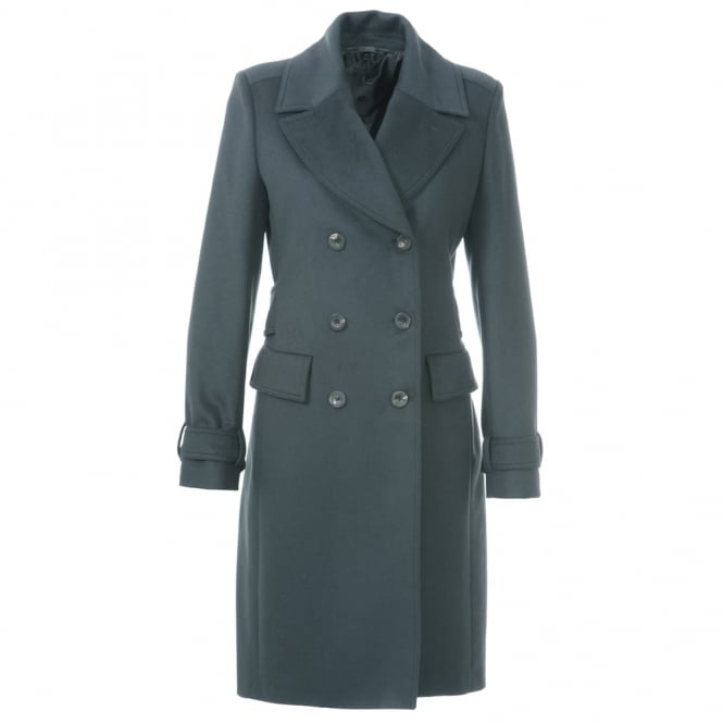 Delmere Double Breasted Coat