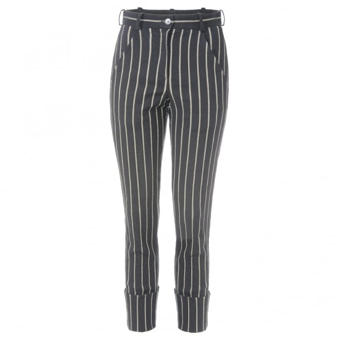 Paul Stripe Trousers