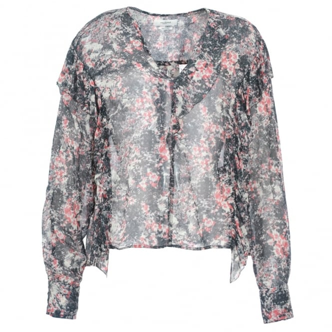 Jelby Floral Blouse