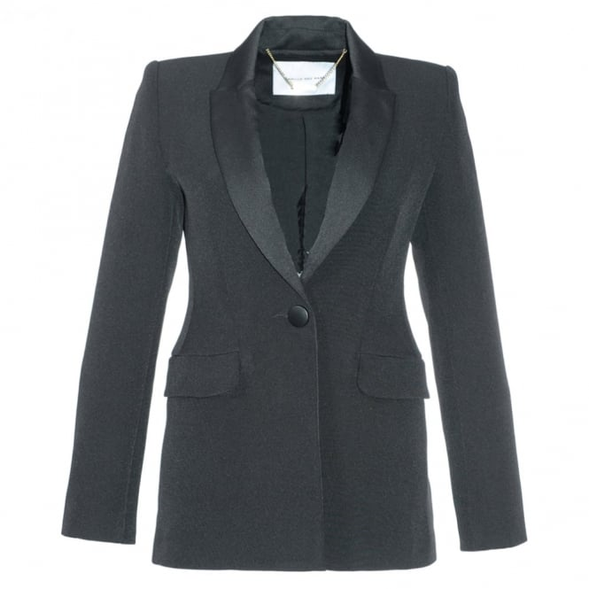 Ventura Button Blazer
