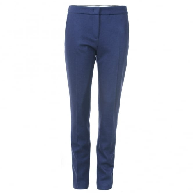 Navy Tailored Trouser