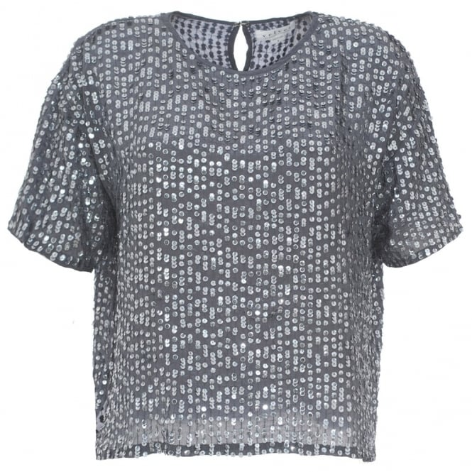 Lynne Sequin Top