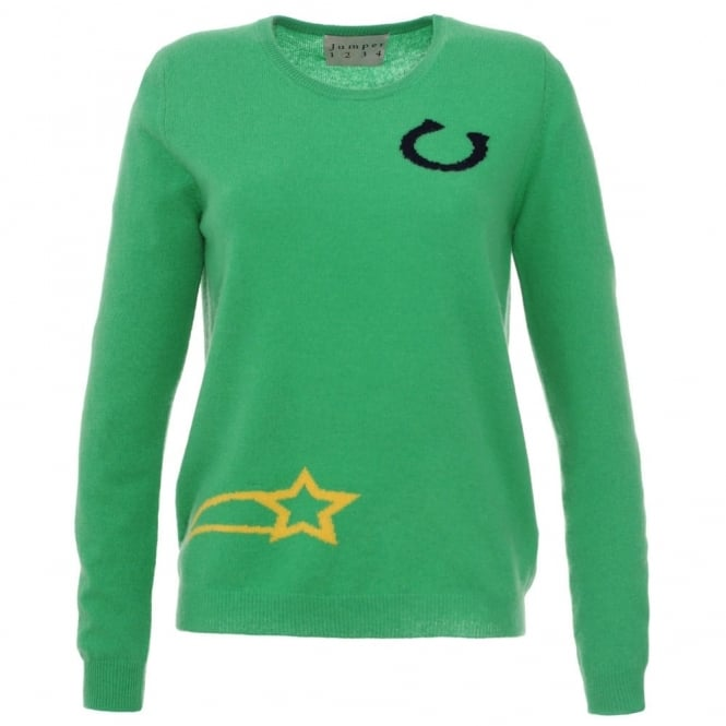 Charm Cashmere Sweater