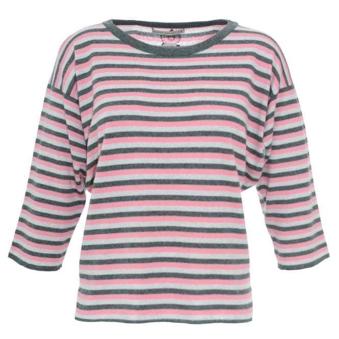 Juno Striped Sweater