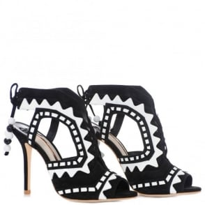 Sophia Webster Riko Monochrome Sandal