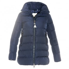Moncler Petrea High Collar Jacket