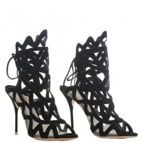 Sophia Webster Mila Cut Out Bootie
