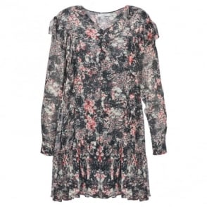 Etoile Isabel Marant Jedy Floral Dress