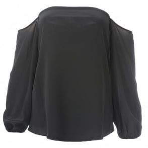 Theory Laureema Silk Top