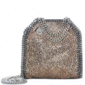 Stella McCartney Metallic Mini Falabella