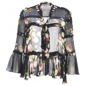 Preen Line Roya Floral Blouse