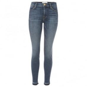 Frame Denim Released Hem Jeans