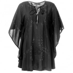 Vix Pipa Embroidered Kaftan