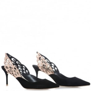 Sophia Webster Angelo Sling Back heel