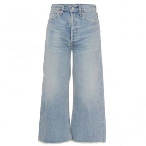 Citizens of Humanity Emma Crop  Jean