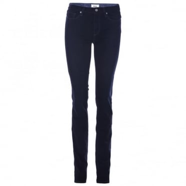 Paige Denim Hoxton Straight Leg in Mona