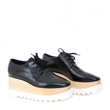 Stella McCartney Black Britt Shoe