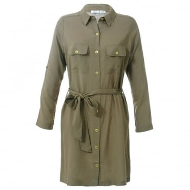Heidi Klein Tobago Shirt Dress