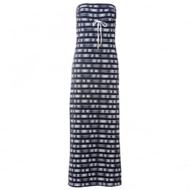 Heidi Klein Carolina Bandeau Maxi Dress
