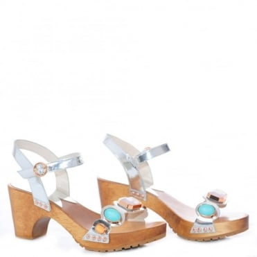 Sophia Webster Ava Gem Sandals