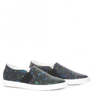 Lanvin VTFL Slip On Trainer