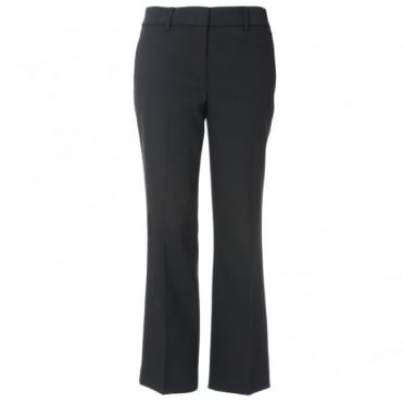 Helmut Lang Crop Flare Trousers