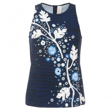 Peter Pilotto Cady Sleeveless Top