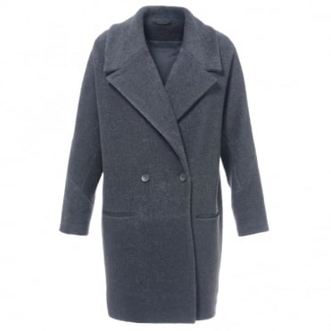 Annette Gortz Flint Button Coat