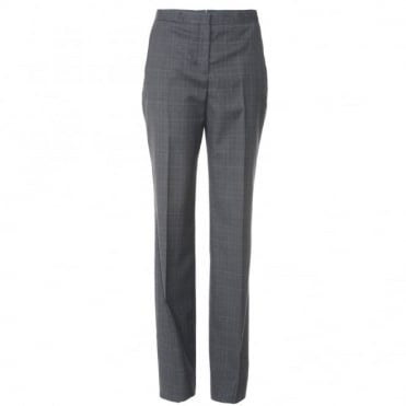Nicole Farhi Kely Check Trousers