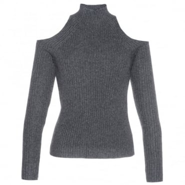 360 Cashmere Gianna Ribbed Sweater